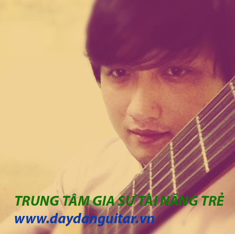 giao vien guitar thanh nhac