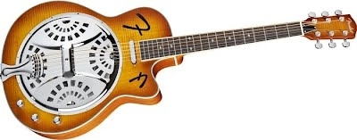 RESONATOR GUITAR & GUITAR BASS